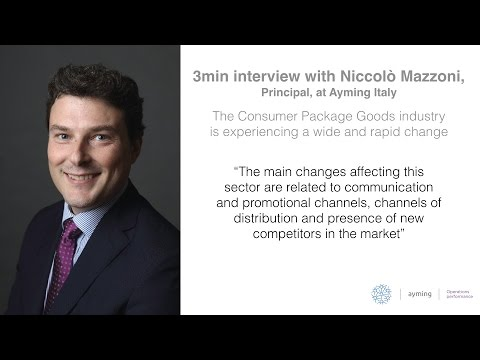 The trends and challenges of the Consumer Packaged Goods market
