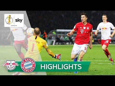 RB Leipzig - FC Bayern München 0:3   Highlights - DFB-Pokal 2018/19 - Finale