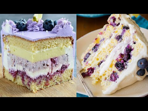 Awesome Cake Decorating Ideas for Party  Easy Chocolate Cake Recipes  Perfect Cake Decorating #30