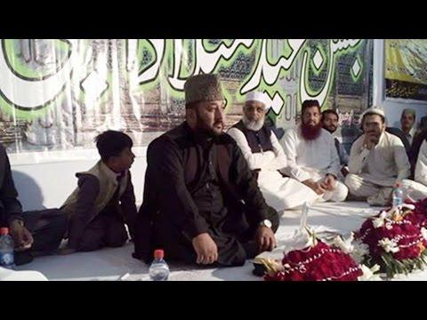 Wah Kiya Martaba Ae Ghous Hai Bala Tera - Syed Salman Kounain Shah