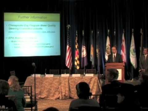 2008 Chesapeake Executive Council Meeting - Chesapeake TMDL Presentation (2 OF 2)