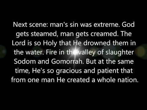 Shai Linne - Greatest Story Ever Told (with lyrics)