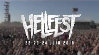 REPORTAGE HELLFEST 2018