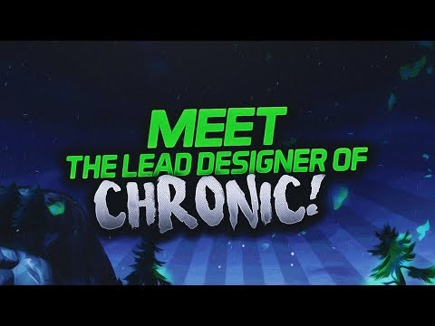 Meet The Lead Designer Of Chronic (Best Fortnite Team)