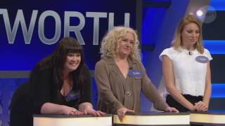 Family Feud All Star: Prisoner v Wentworth Fast Money for charity