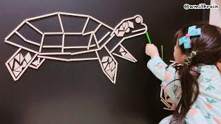 바다거북 자연관찰 독후활동놀이