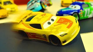 Disney Cars 3 : SunPower - Next Generation Racer! [Custom] - StopMotion