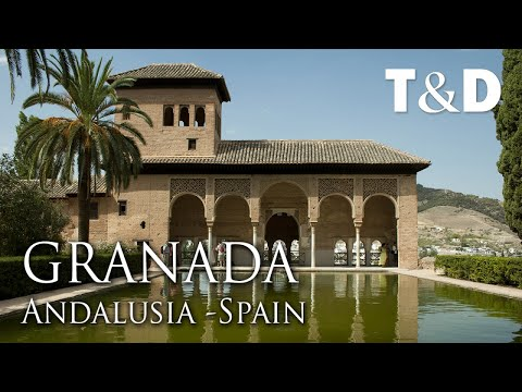 Granada Tourist Guide - Spain Best City - Travel & Discover