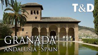 Granada Tourist Guide - Spain Best City - Travel & Discover