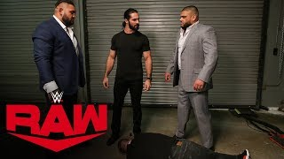 Seth Rollins joins AOP in a brutal beatdown of Kevin Owens: Raw, Dec. 9, 2019