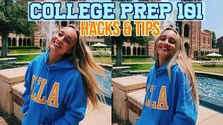 College Prep: How I Found My Roommate, Dorm vs. Apartment & Dorm Hacks