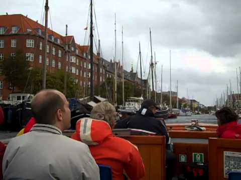 Touring Copenhagen By Water DENMARK