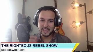 Resur-Wrek-Sin   The Righteous Rebel Show   Radio UNT