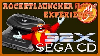 RocketLauncher Experience - Sega CD/Sega 32X