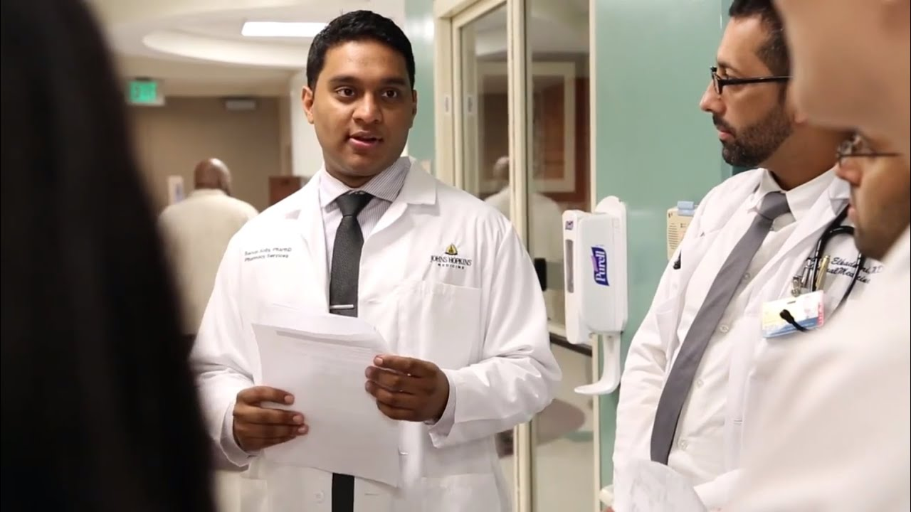 Pharmacy Residency | The Johns Hopkins Hospital - YouTube