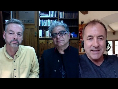 You are the universe | Robert Wright, Deepak Chopra, & Michael Shermer [The Wright Show]