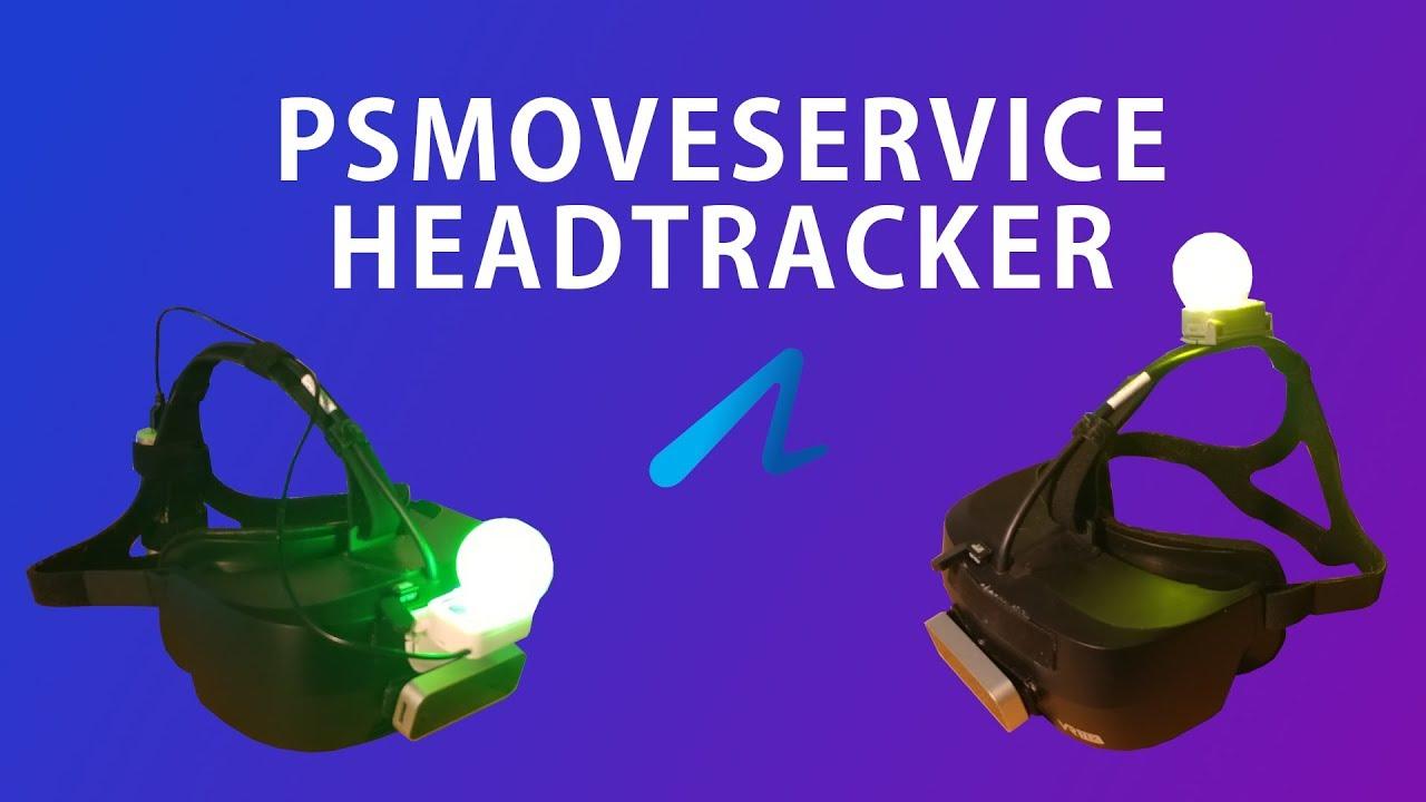 $5 PING PONG BALL HEADTRACKER FOR PSMOVESERVICE!