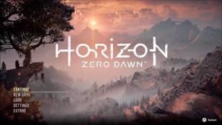 Louder Aloy S Theme Horizon Zero Dawn Extended Main Menu Theme