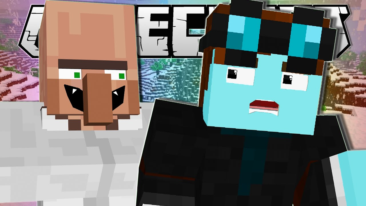 Minecraft | FROZEN ALIVE?! | Kitatcho Laboratory Custom Map #2