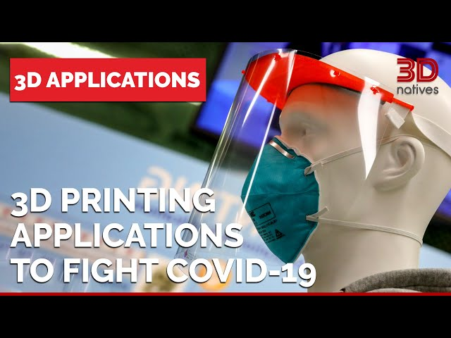 COVID-19: How 3D Printing is Helping the Fight