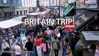 видео Рынок Портобелло в Лондоне