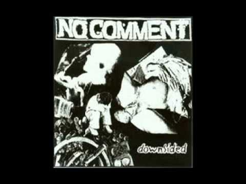No Comment - Downsided EP (1992)