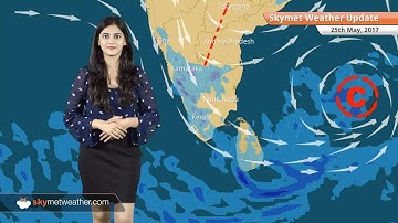 Weather Forecast for May 25: Heatwave in Central India, Rain in Karnataka and Kerala