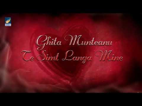 Ghita Munteanu - Te simt langa mine