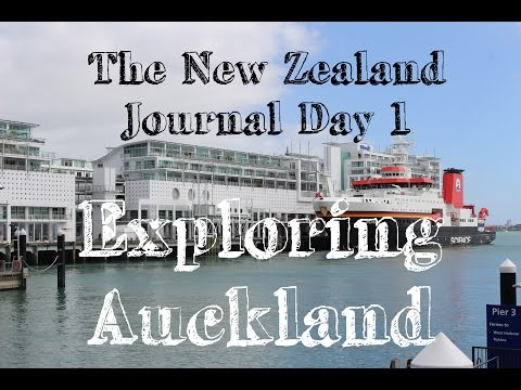 The New Zealand Journal: Day 1