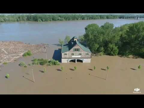 Flooding in St. Charles Missouri