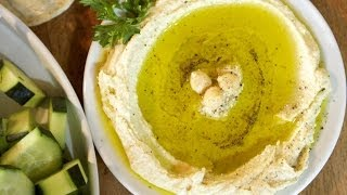 Hummus From 'jerusalem'  |  Fresh P