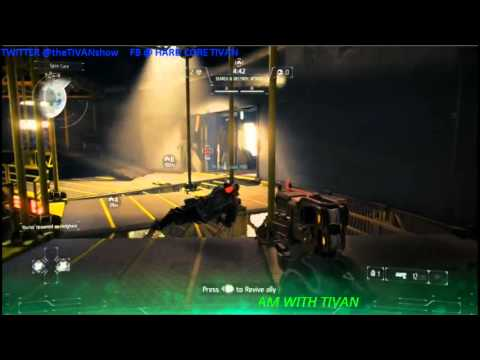 KILLZONE SHADOW FALL live stream with TIVAN on PS4