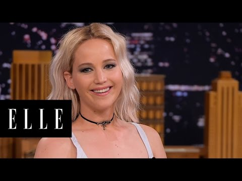 9 Times You Fell in Love with Jennifer Lawrence | ELLE