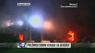 DirectoUSA: ¿Que pasó en Bengasi?
