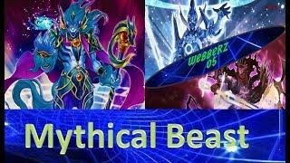 Yugioh! November 2018 Mythical Beast Deck Profile