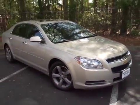Windham Motors Florence >> 2012 Chevrolet Impala - Windham Motors Used Cars - Florence, SC - YouTube