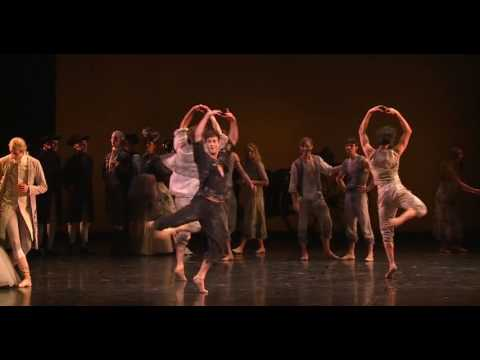 Manon Act 1 Royal Danish Ballet
