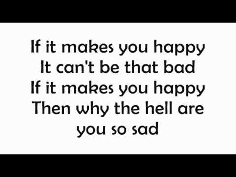 Sheryl Crow – If It Makes You Happy (Lyrics)