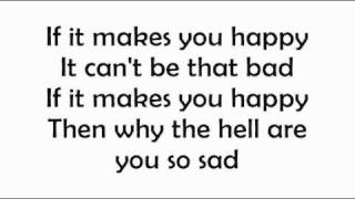 Sheryl Crow - If It Makes You Happy (Lyrics)