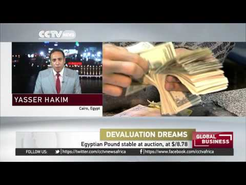Central Bank of Egypt declines to devalue pound as inflation soars