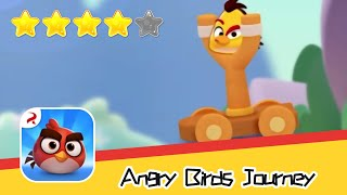 Angry Birds Journey 62 Walkthrough Fling Birds Solve Puzzles Recommend index four stars