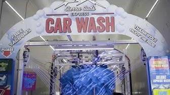Sierra Suds Express Car Wash