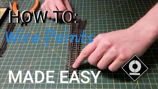 How to wire a point - Made easy
