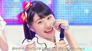 2015.11.14 ON AIR / Full HD (1920x1080p), 60fps 【出演】 NGT48 北原...