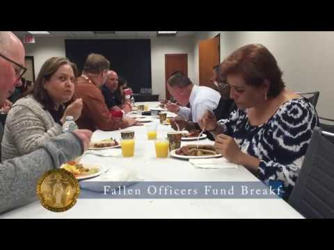 Fallen Officers Fund Breakfast