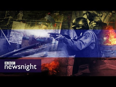 Resistance and Repression in Venezuela – BBC Newsnight