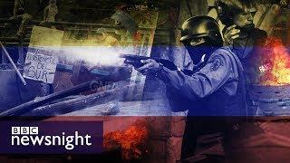 Resistance and Repression in Venezuela – BBC Newsnight