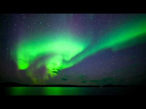 Aurora Borealis - Northern Lights Yellowknife, NWT