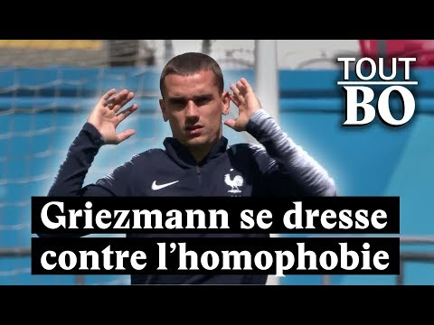 « L'homophobie n'est pas une opinion, mais un délit. »