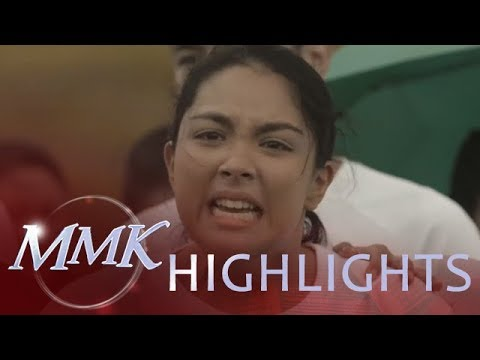 MMK: Rosedel is furious about what happened to to her Manong Armin